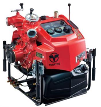 Công ty cung cấp bơm chữa cháy TOHATSU
